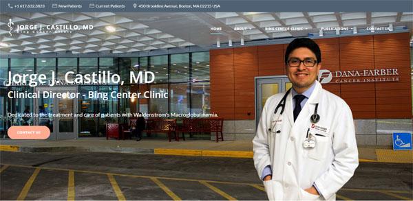 Bing Center for Waldenstrom's Macroglobulinemia - Welcome Sandra ...