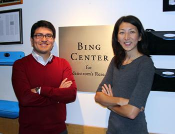 Bing Center for Waldenstrom's Macroglobulinemia - DR. JORGE ...